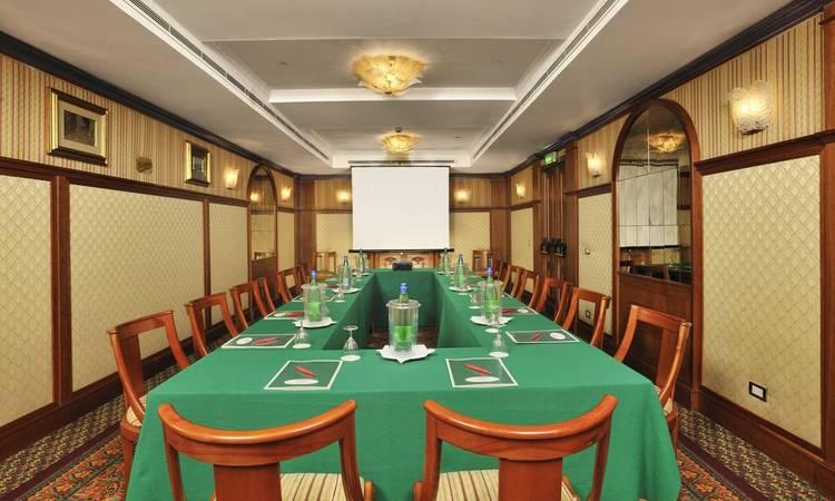 SALLE LIBERIANA Hôtel Mecenate Palace Rome